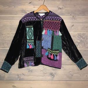 Vintage Sandy Starkman Gypsy jacket